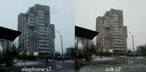 Примеры фотографий сделанных на ZUK Z2 (фото 5)