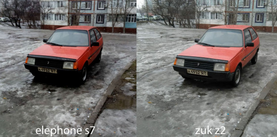 Примеры фотографий сделанных на ZUK Z2 (фото 4)