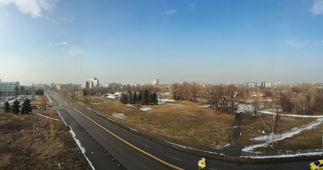 Пример фотографии в режиме панорамы - Meizu Pro 6 Plus