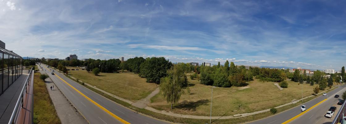 Панорамный снимок Galaxy Note 8