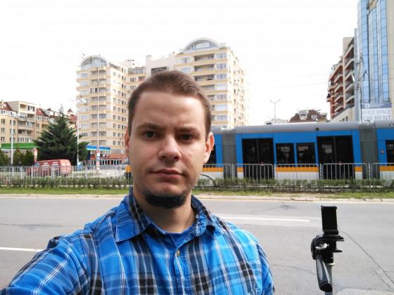 Пример работы селфи камеры ZUK Z1 (фото 1)
