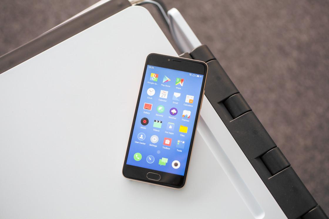 Обзор смартфона Meizu M5 - дизайн