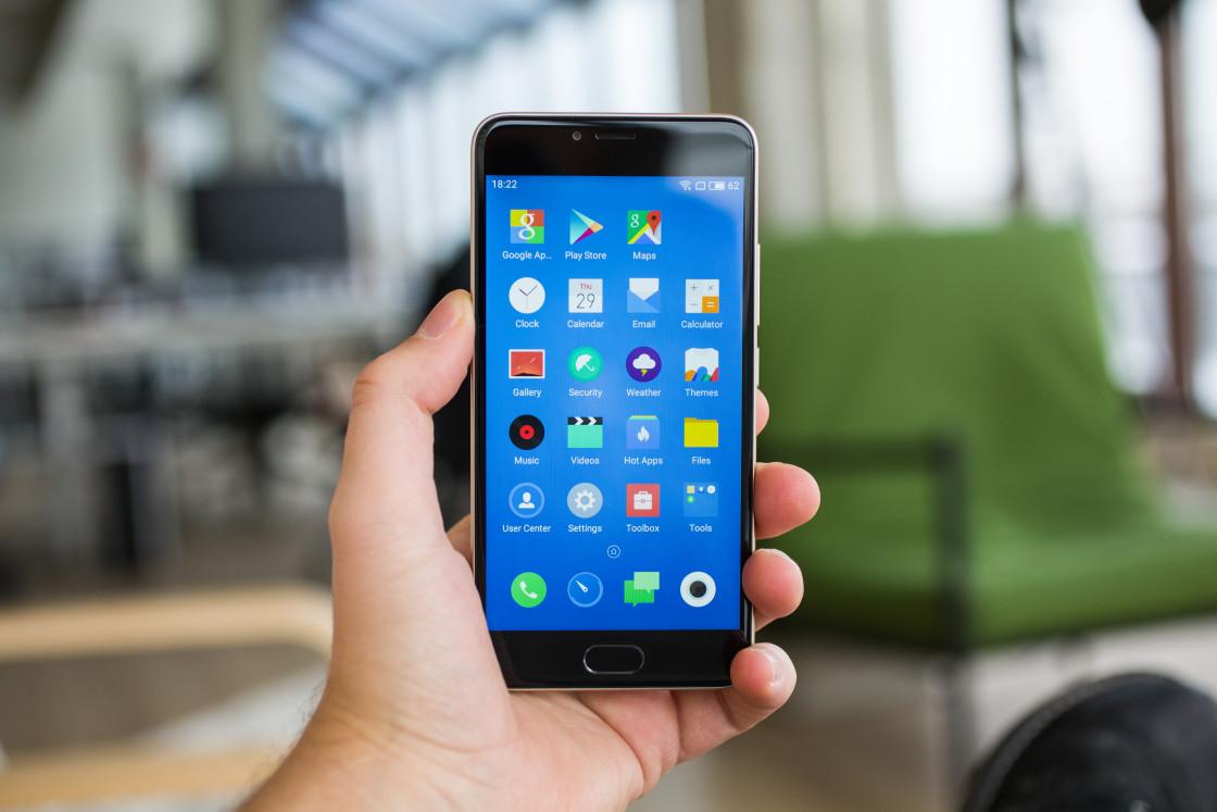 Обзор смартфона Meizu M5 - (изображение 1)