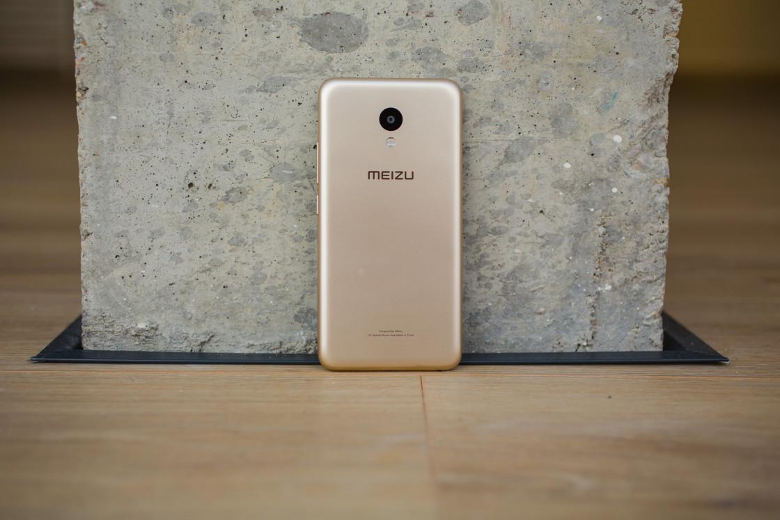 Обзор смартфона Meizu M5 - (изображение 3)