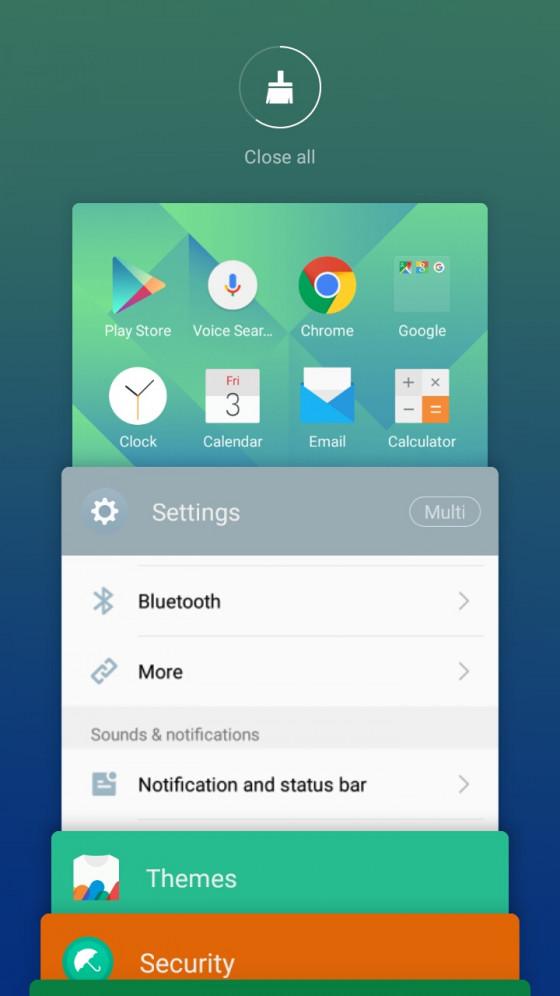 Обзор смартфона Meizu M5 - программное обеспечение (фото 8)