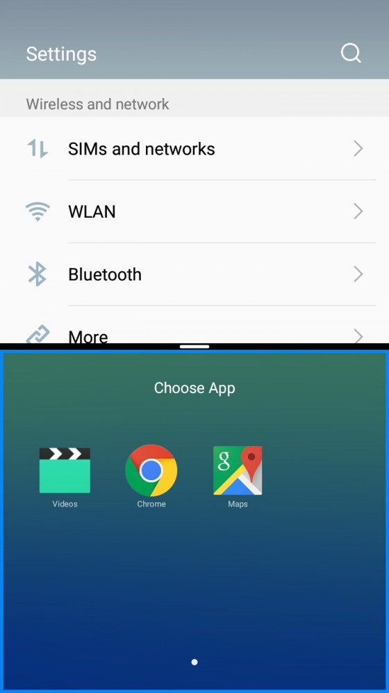 Обзор смартфона Meizu M5 - программное обеспечение (фото 9)