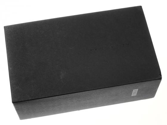Обзор Xiaomi Mi Mix - коробка