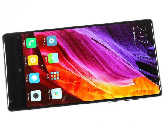 Обзор Xiaomi Mi Mix - вид спереди
