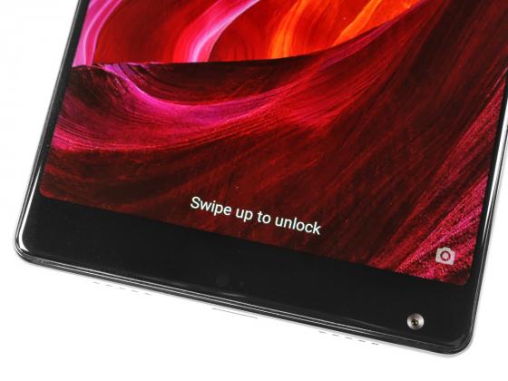 Обзор Xiaomi Mi Mix - вид спереди, нижний край