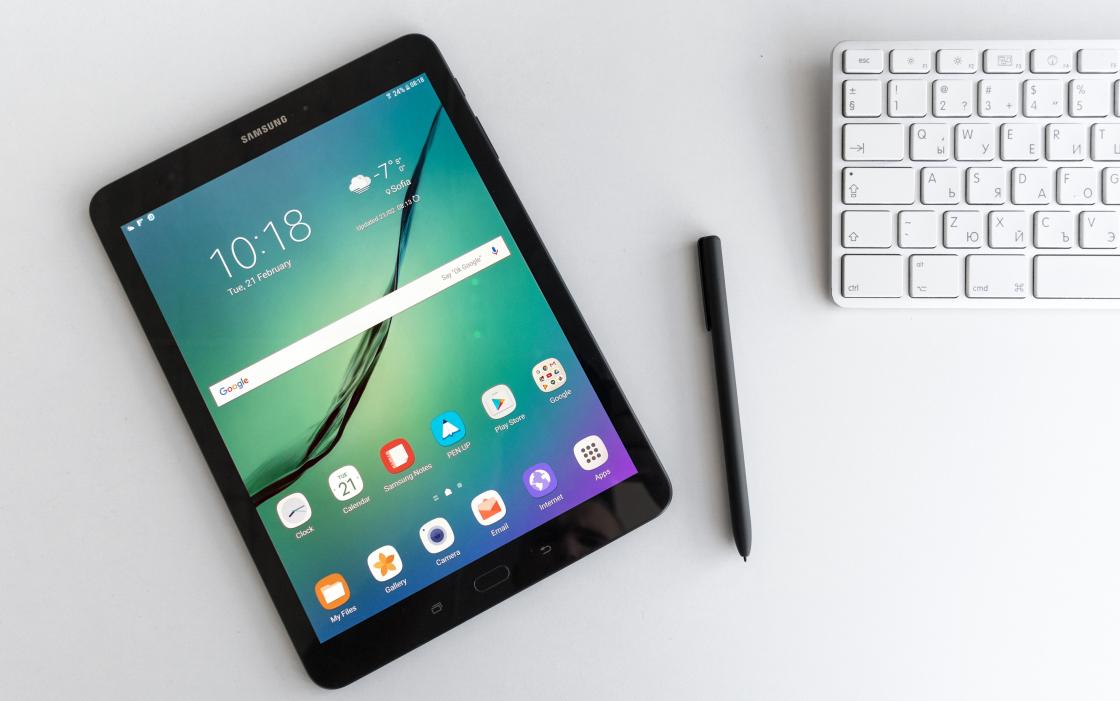 Обзор Samsung Galaxy Tab S3 - дизайн