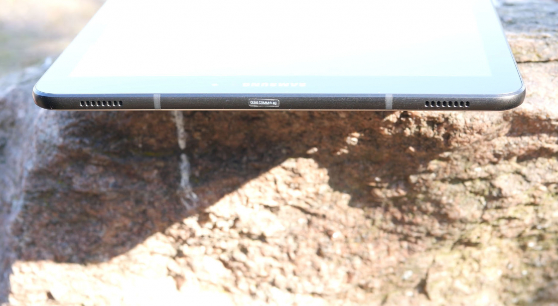 Обзор Samsung Galaxy Tab S3 - правый торец