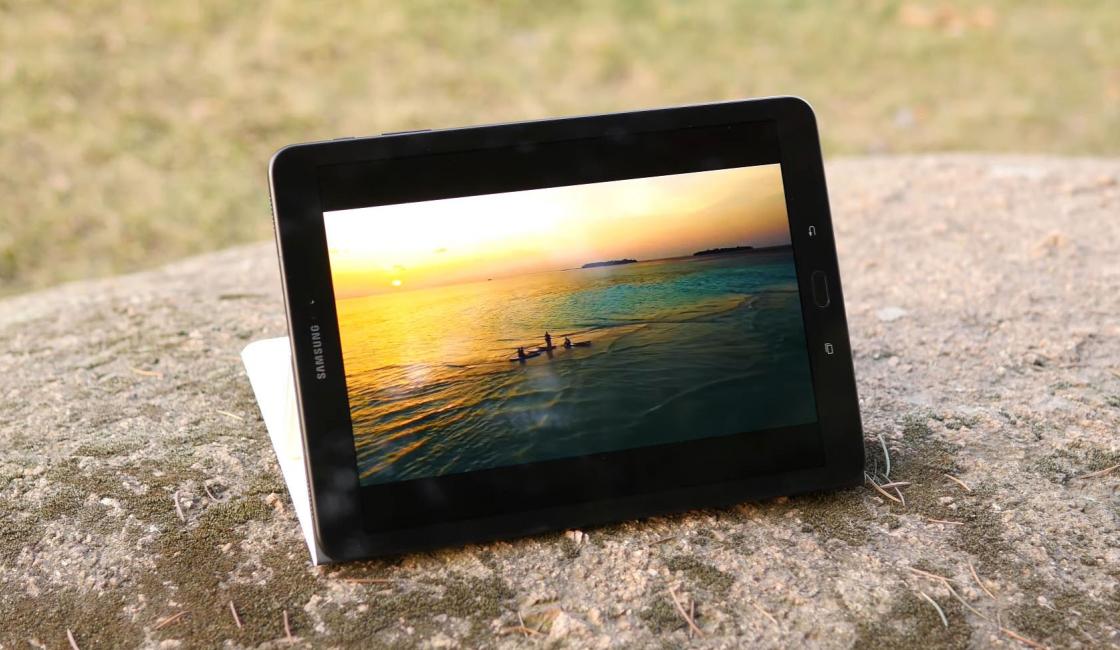 Обзор Samsung Galaxy Tab S3 - поддержка HDR