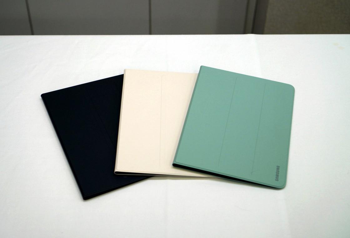 Обзор Samsung Galaxy Tab S3 - оригинальные обложки
