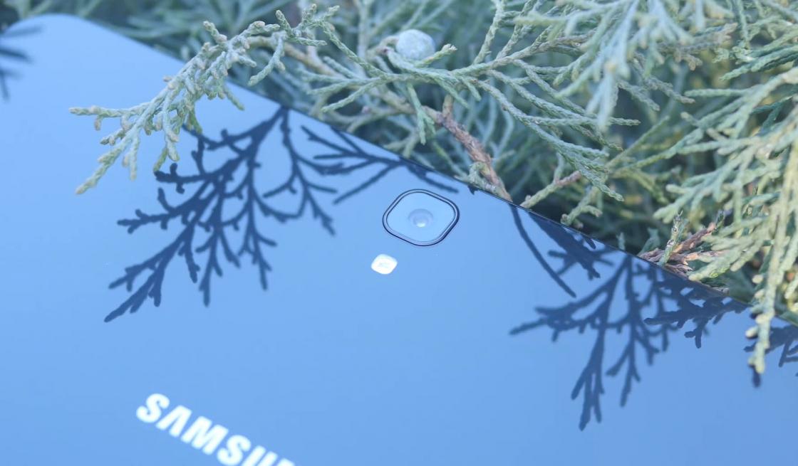Обзор Samsung Galaxy Tab S3 - камера