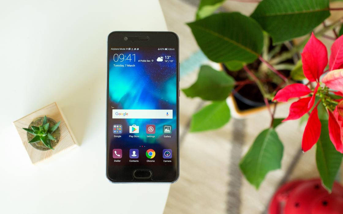 Обзор смартфона Huawei Р10 - экран