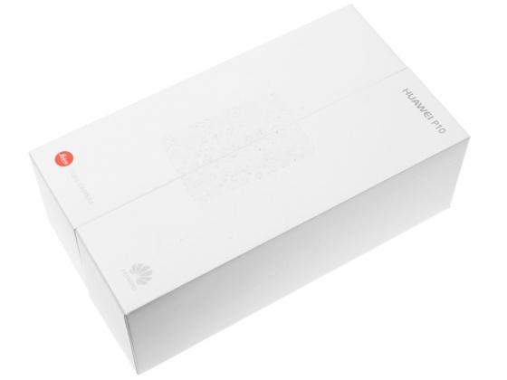 Обзор смартфона Huawei Р10 - упаковка