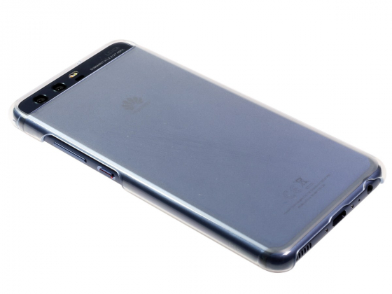Обзор смартфона Huawei Р10 - в чехле вид сзади