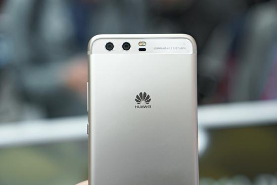 Huawei P10 в цвете престижное золото
