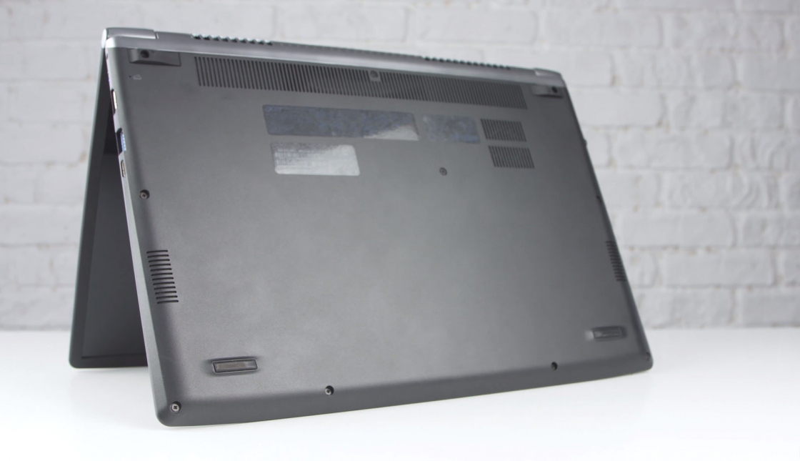 Обзор ноутбука Acer Swift 5 - динамики