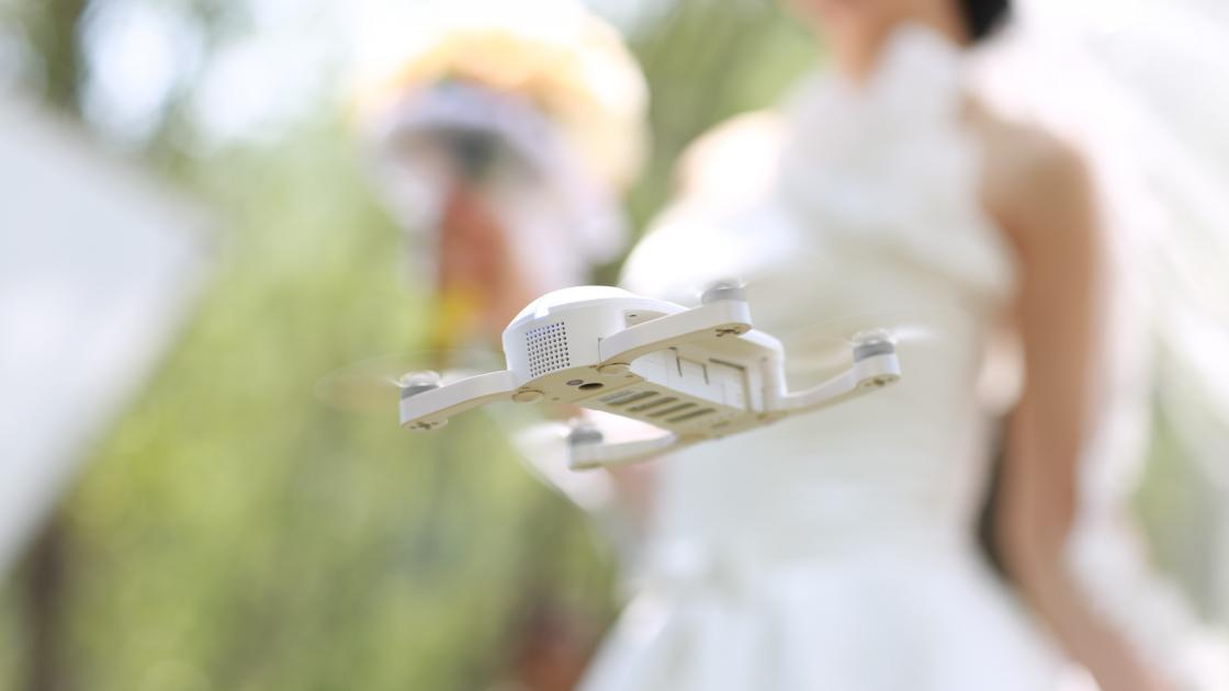 Обзор мини-дрона Zerotech Dobby - в полете