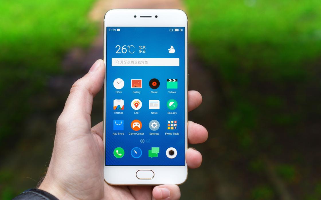 Обзор смартфона Meizu Pro 6 - дизайн