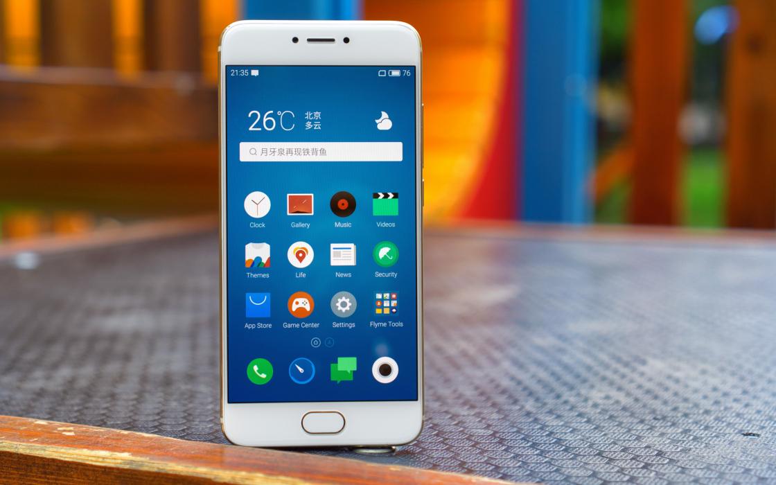 Обзор смартфона Meizu Pro 6 - экран