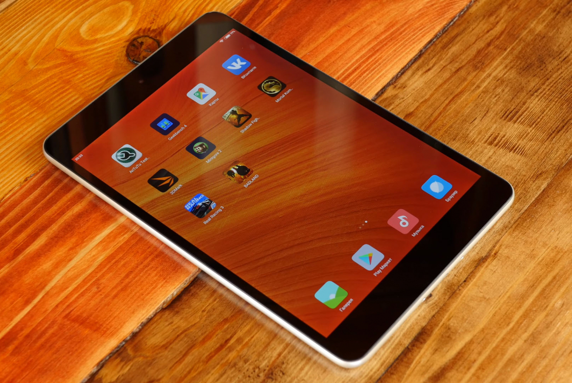 Обзор планшета Xiaomi Mi Pad 3 - экран