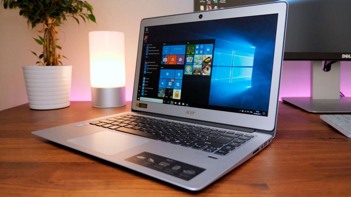 Обзор Acer Swift 3 (SF314-51): 14-дюймовый ультрабук