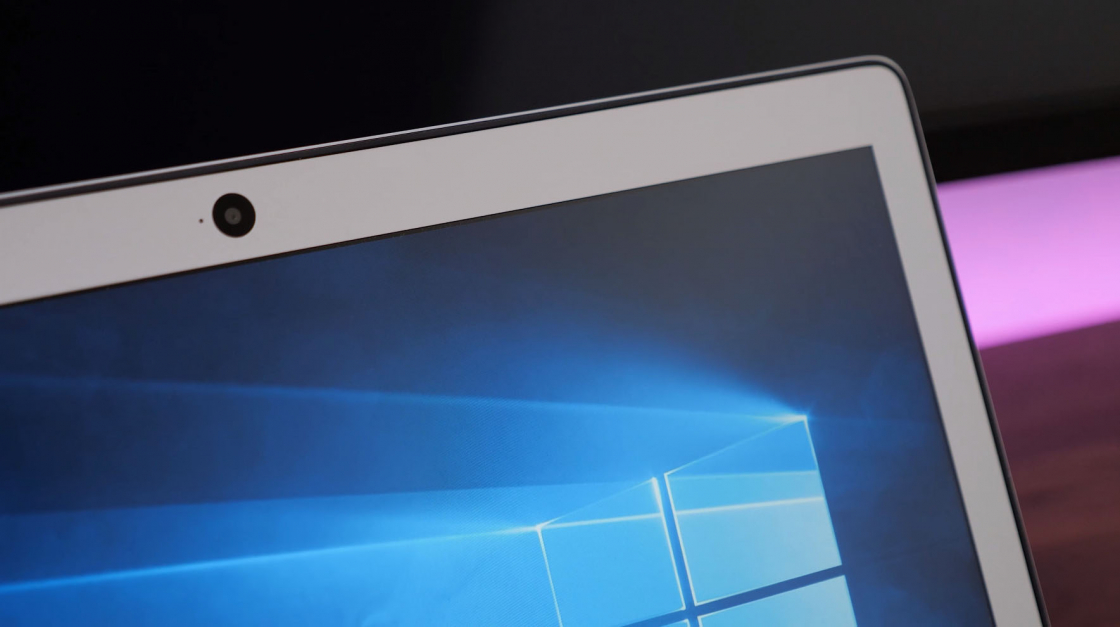 Обзор Acer Swift 3 - веб-камера