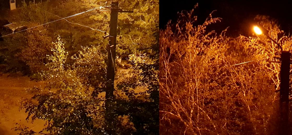 Обзор Samsung Galaxy Note 8 - съемка в ночное время, сравнение с Galaxy S8