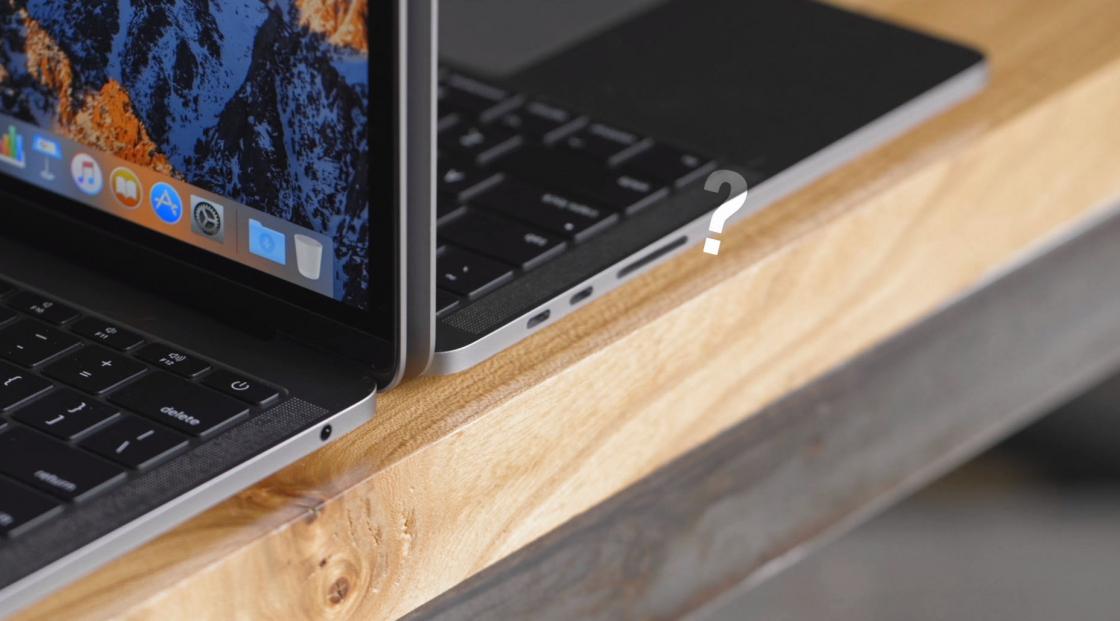 Обзор MacBook Pro 2017 - почему нет картридера?