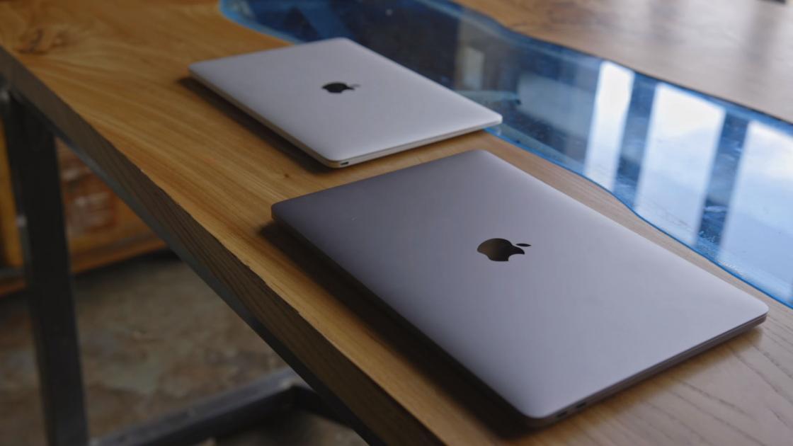 Обзор MacBook Pro 2017 - цвет серый космос