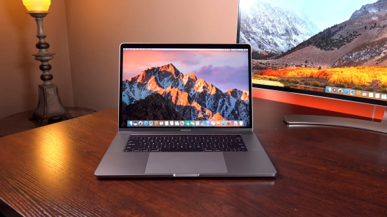 Обзор Apple MacBook Pro (2017)