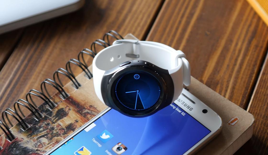 Предыдущая версия Samsung Gear S2