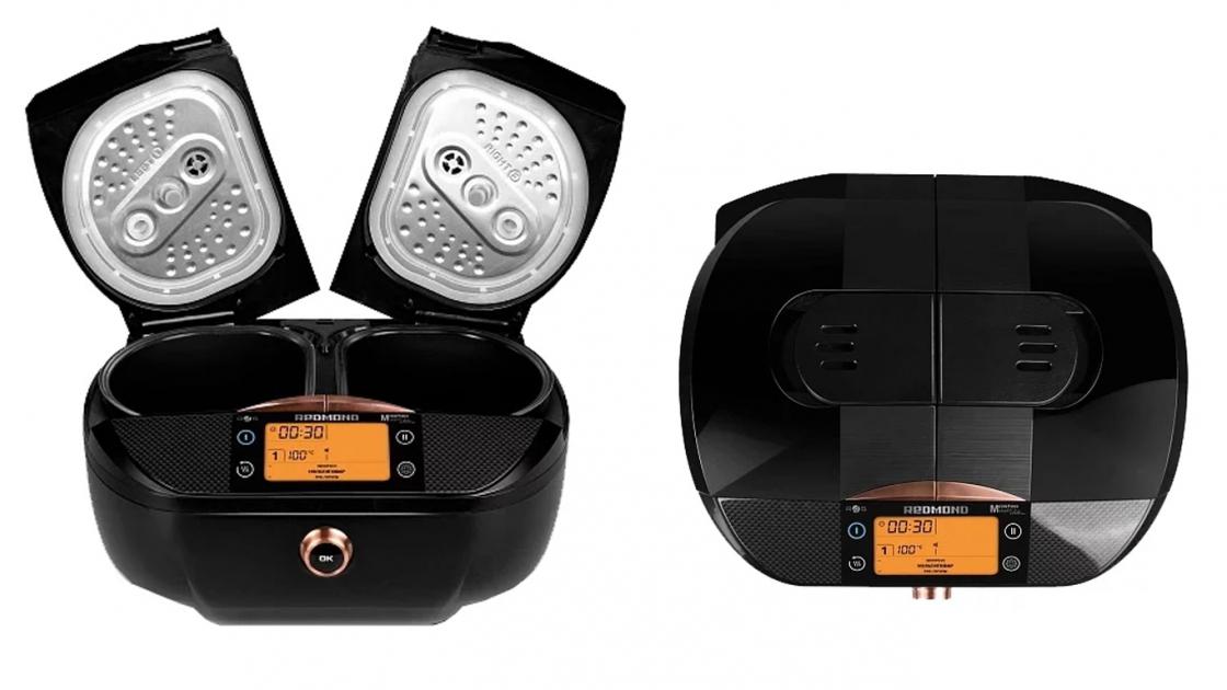 Дизайн SkyCooker CBD100S