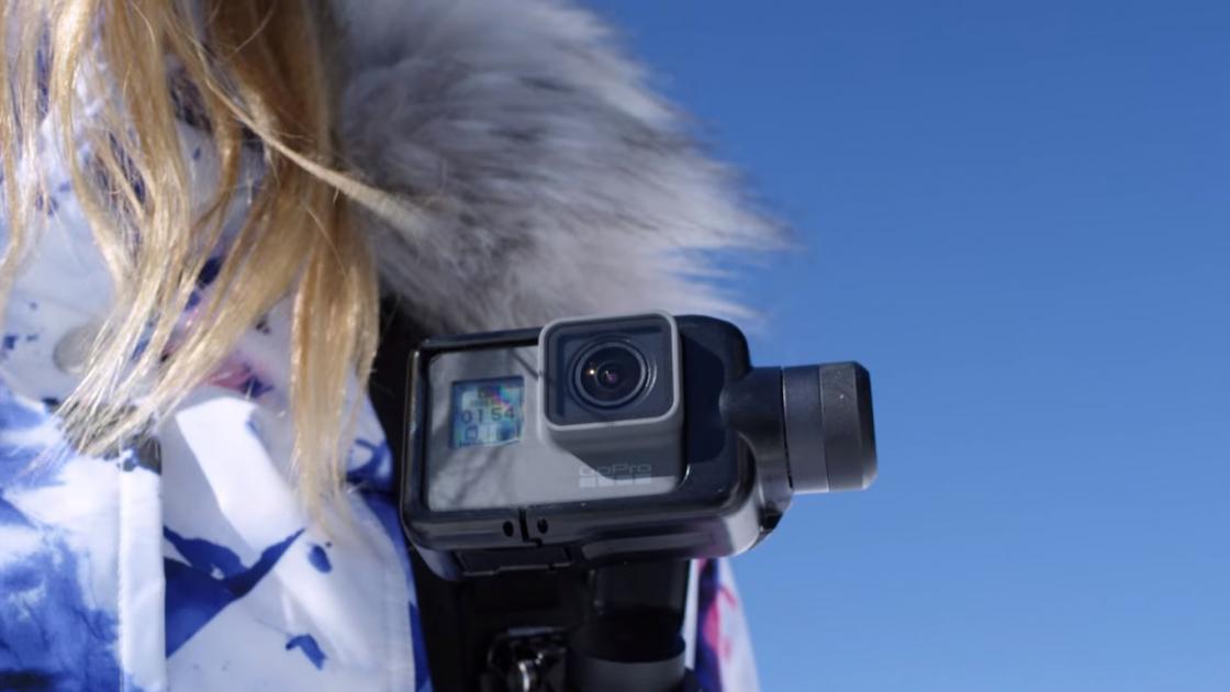 Обзор GoPro HERO 5 - голосовое управление