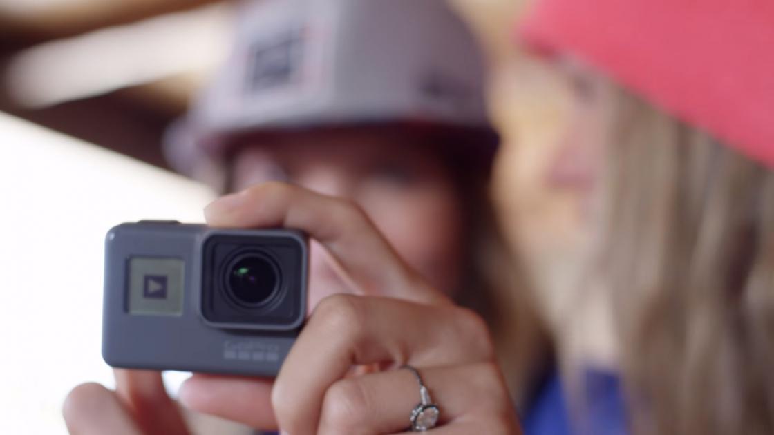 Обзор GoPro HERO 5 - съемка с рук