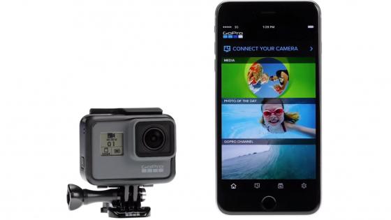Обзор GoPro HERO 5 - приложение