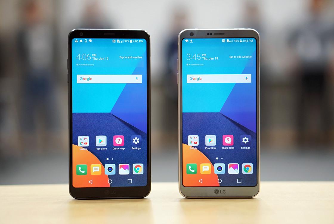 Обзор смартфона LG G6 - превосходный дисплей