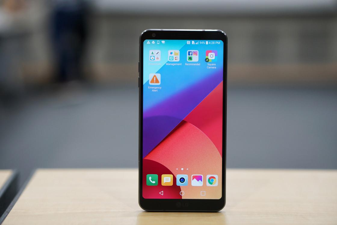 Обзор смартфона LG G6 - триумф