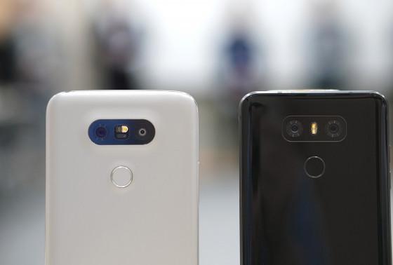Обзор смартфона LG G6 - один лучше другого (фото 1)