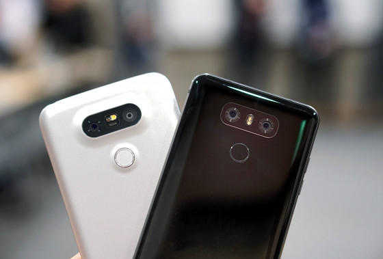 Обзор смартфона LG G6 - один лучше другого (фото 2)