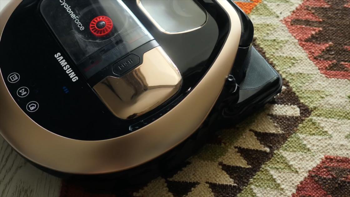 Обзор робот-пылесоса POWERbot VR7070