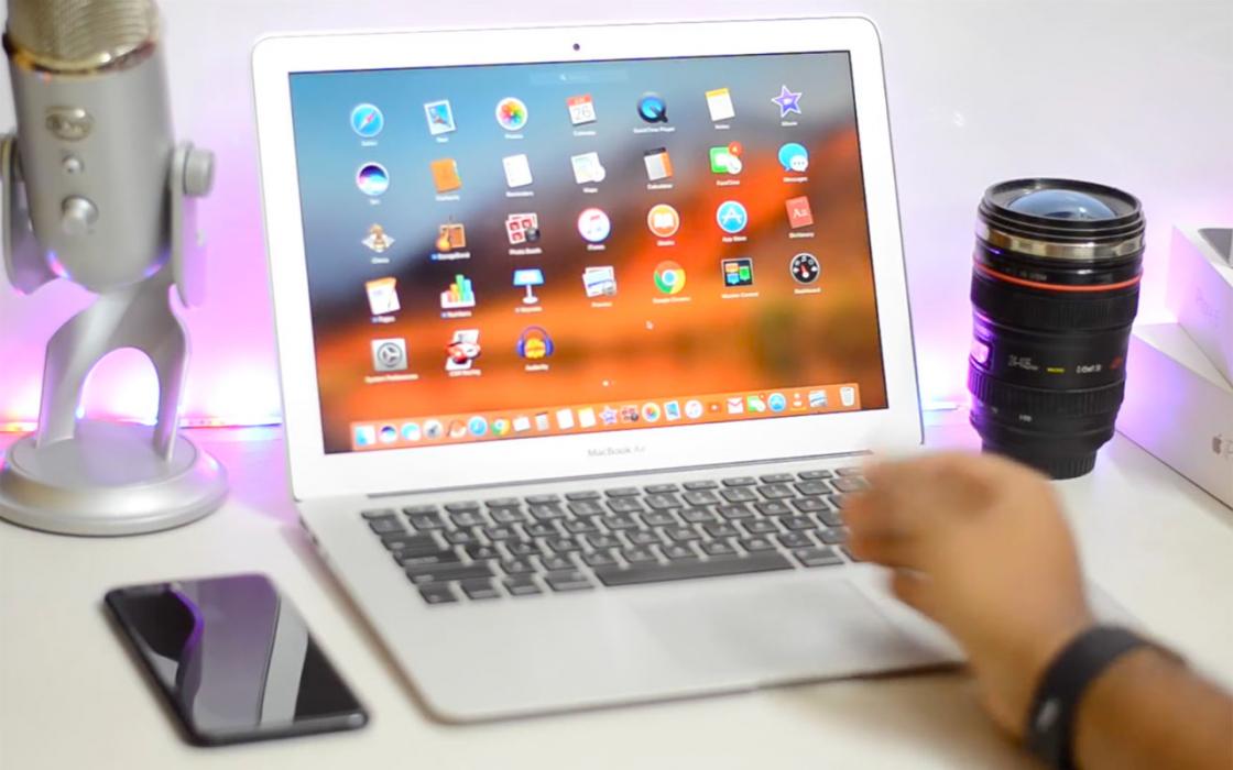 Обзор MacBook Air (13-дюймов, 2017) - программное обеспечение