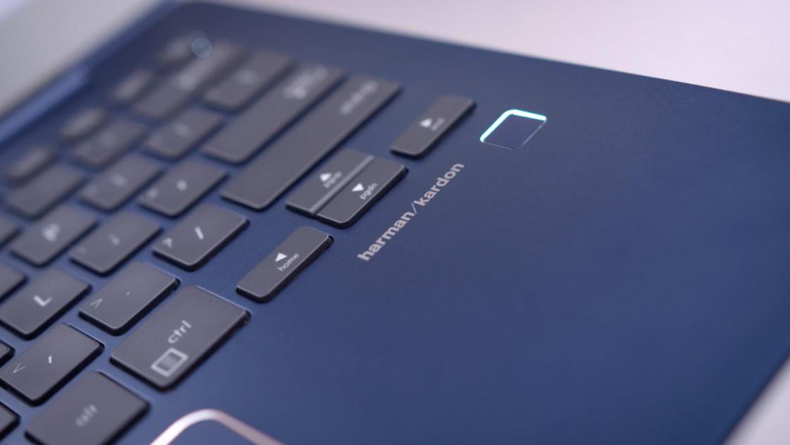 Сканер отпечатка пальца UX331UN