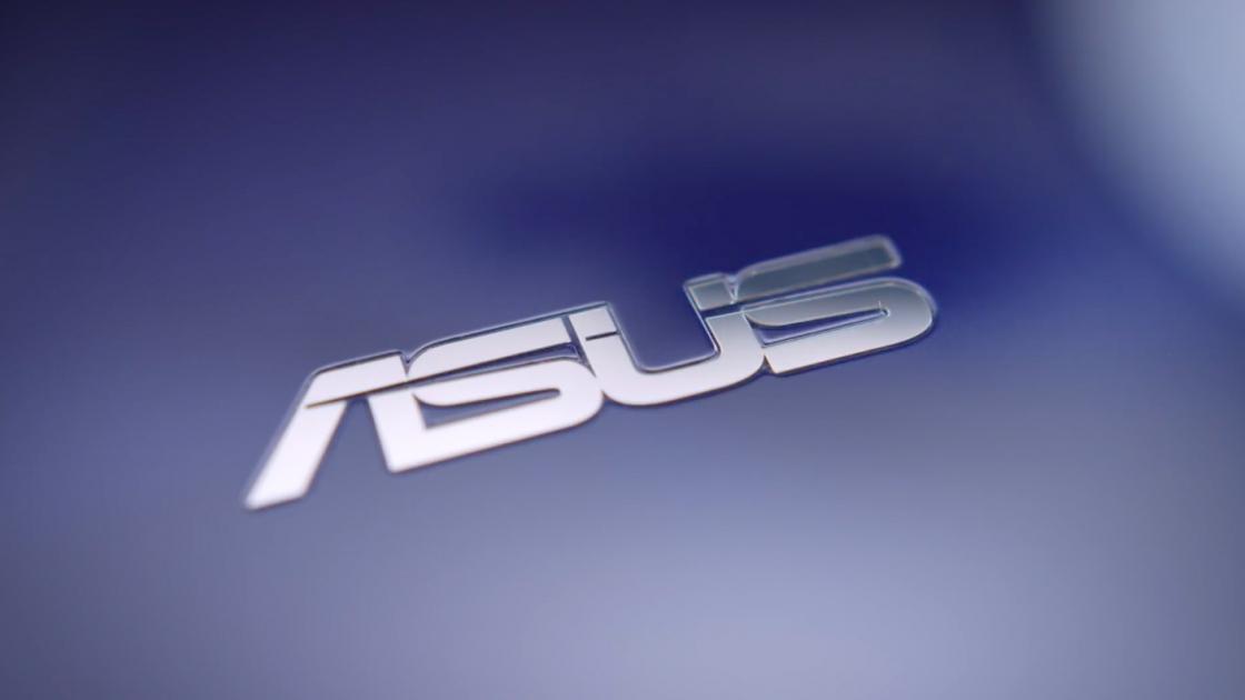 Логотип на крышке Asus ZenBook 13 UX331UN