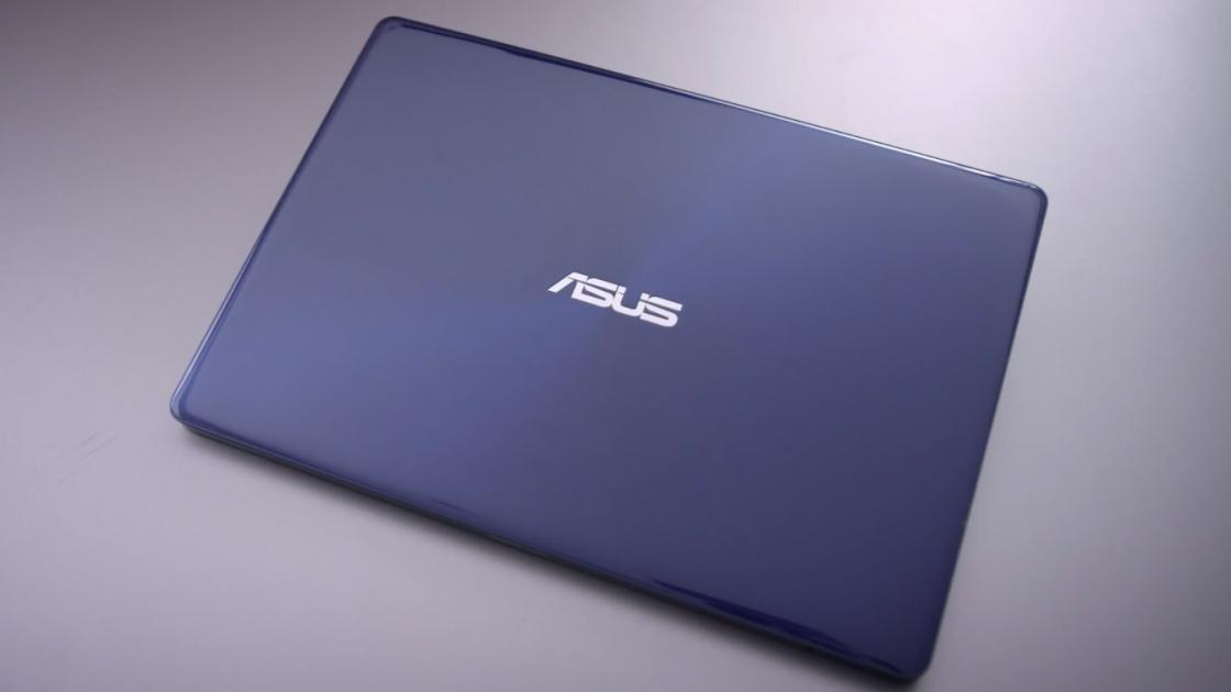 Asus ZenBook 13 UX331UN в закрытом виде