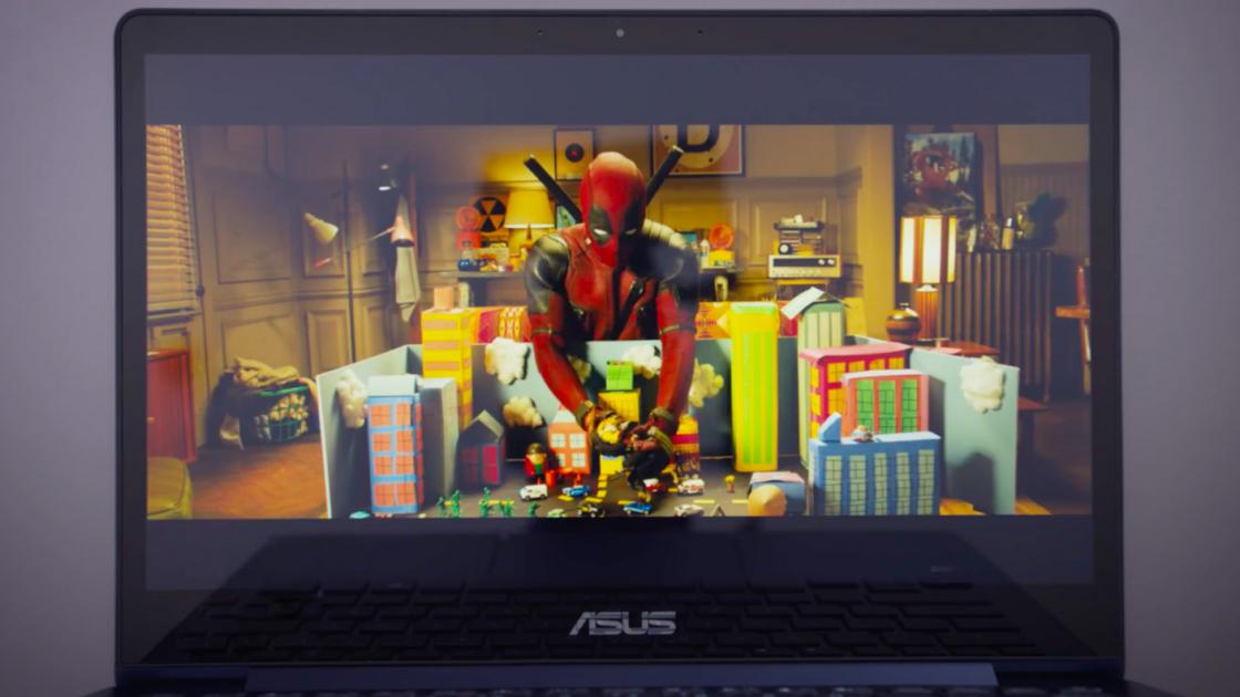 Экран ZenBook 13 UX331UN