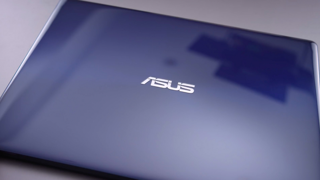 Стеклянное поерытие крышки Asus ZenBook 13 UX331UN