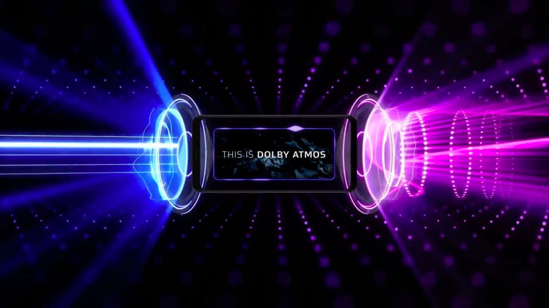 Обзор Samsung Galaxy S9 - DOLBY ATMOS
